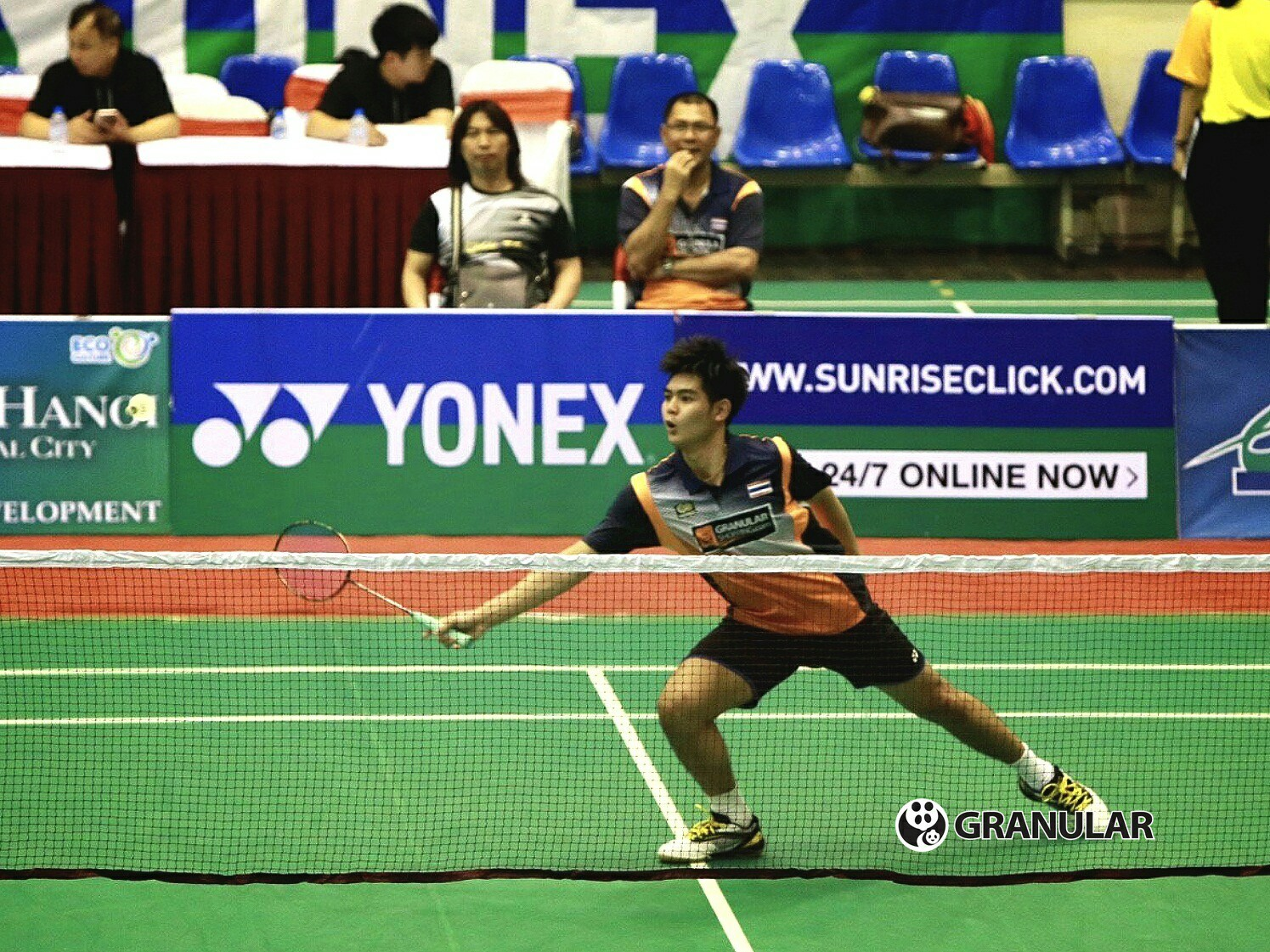 CIPUTRA HANOI - YONEX SUNRISE Vietnam International Challenge 2017 (1) รูปภาพกีฬาแบดมินตัน