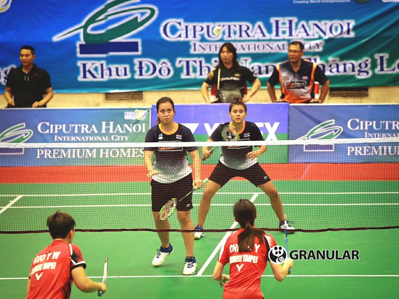 CIPUTRA HANOI - YONEX SUNRISE Vietnam International Challenge 2017 (2) รูปภาพกีฬาแบดมินตัน