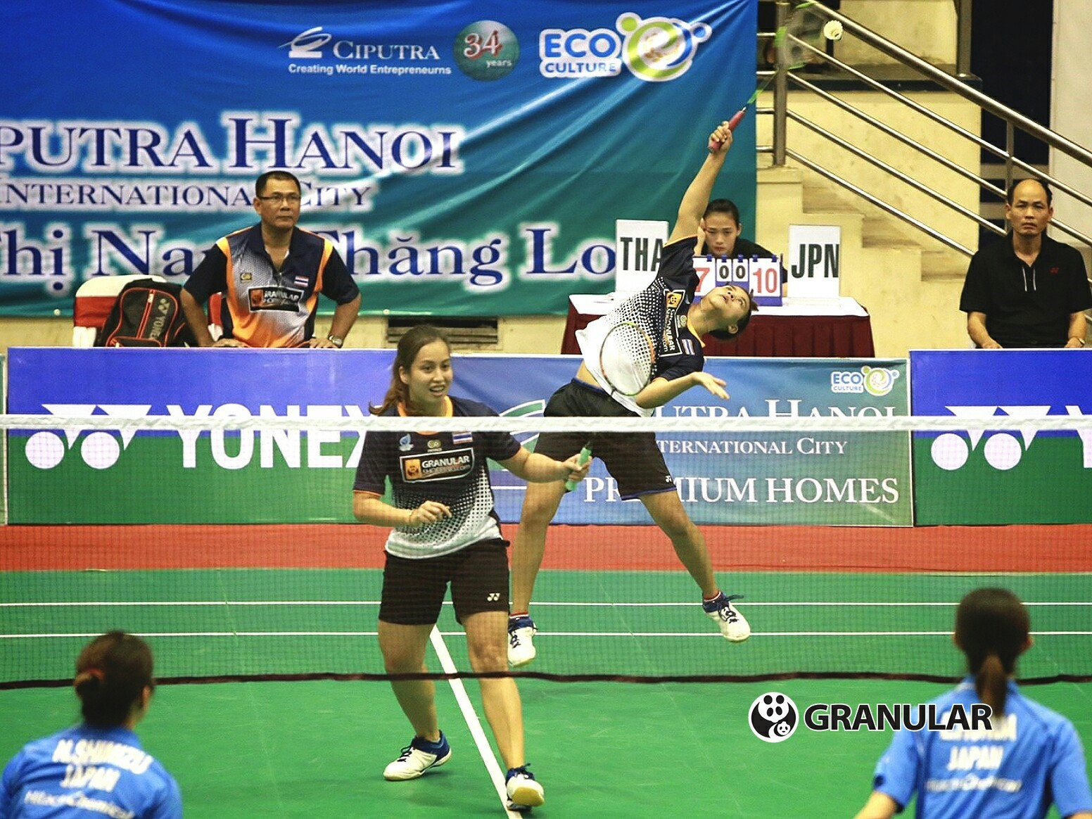 CIPUTRA HANOI - YONEX SUNRISE Vietnam International Challenge 2017 (3) รูปภาพกีฬาแบดมินตัน