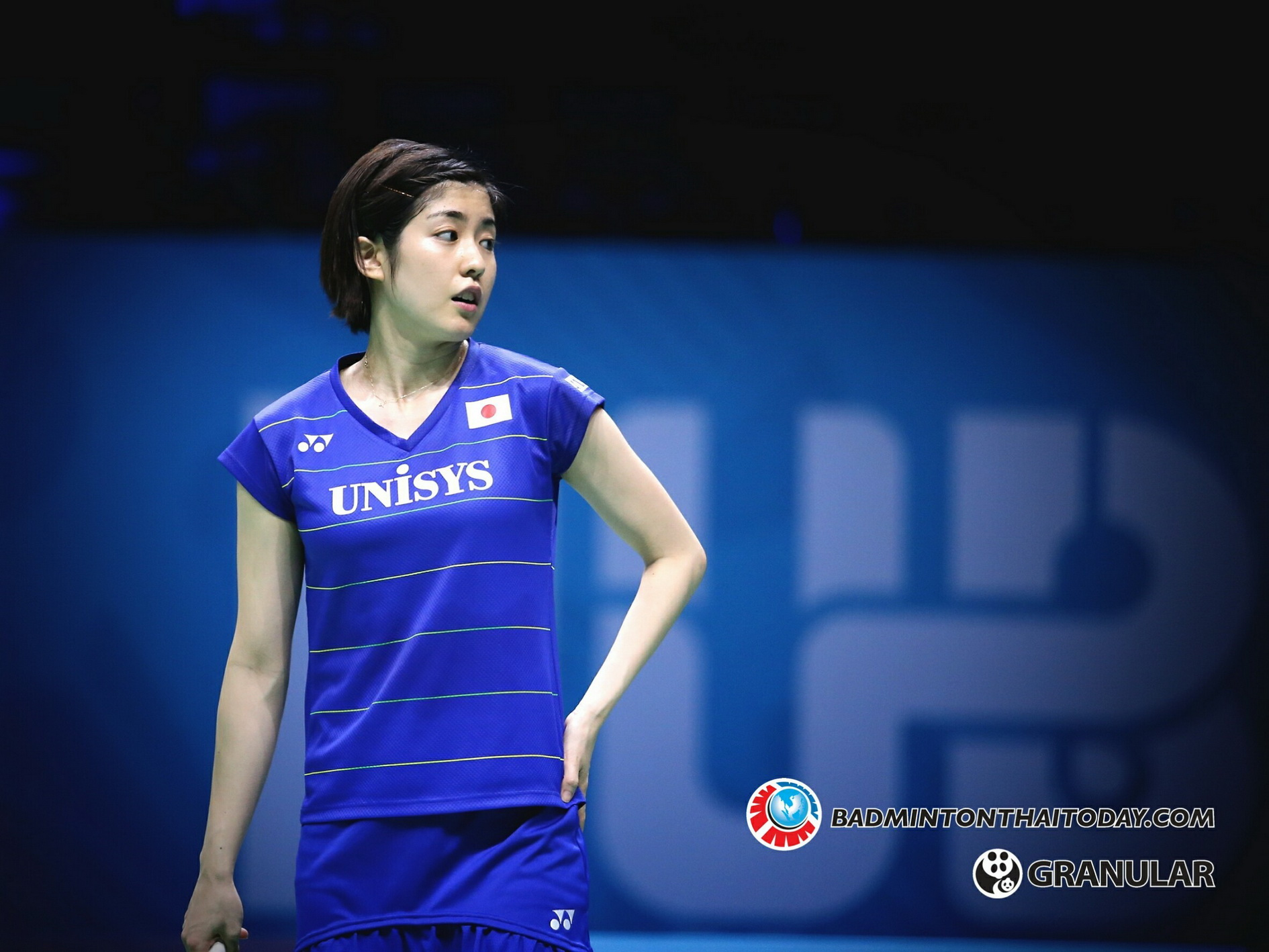 Gallery Kenta Kazuno Ayane Kurihara Dubai World Superseries