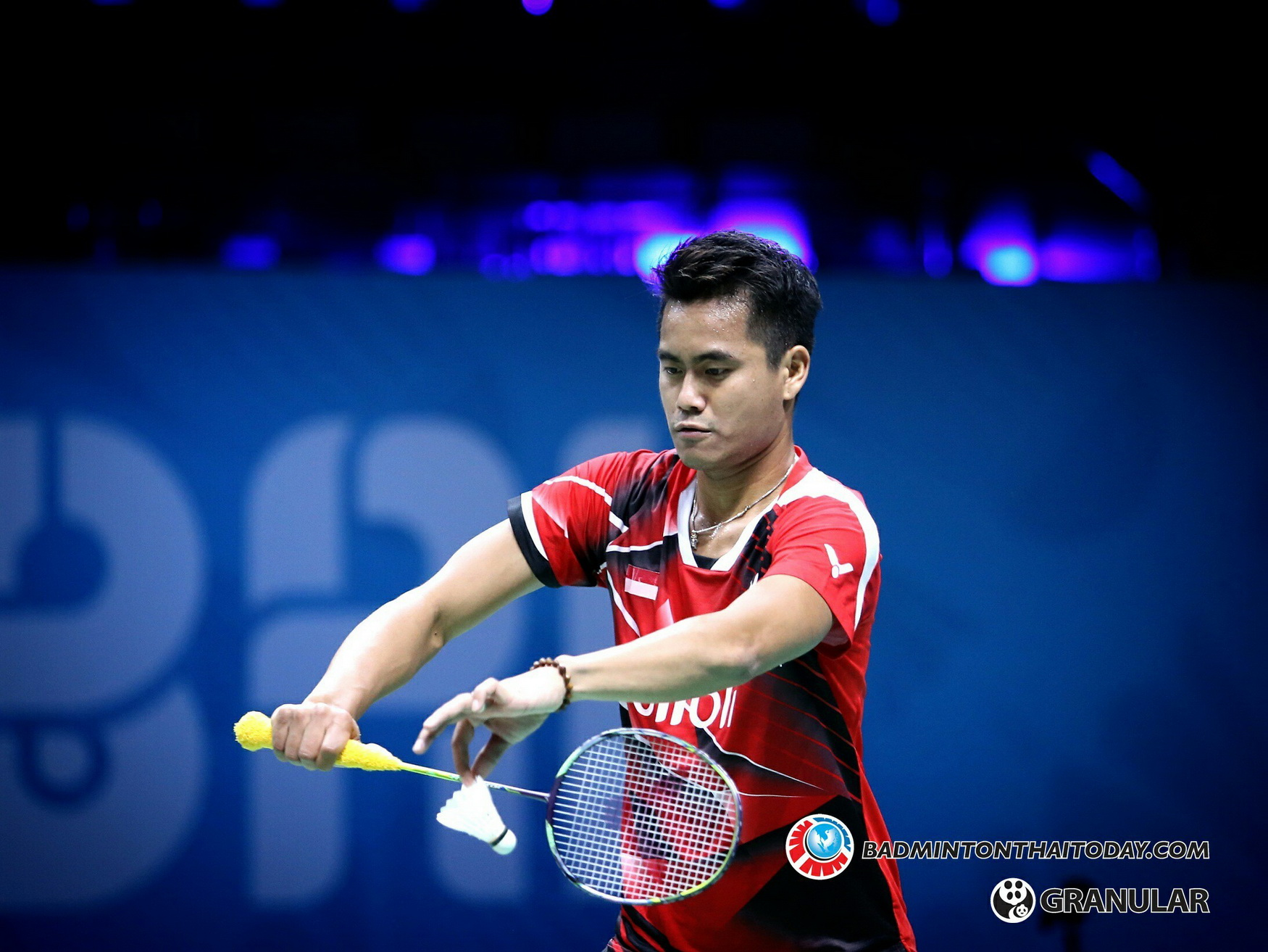 Tontowi Ahmad - Liliyana Natsir @ Dubai World Superseries Final 2016 รูปภาพกีฬาแบดมินตัน