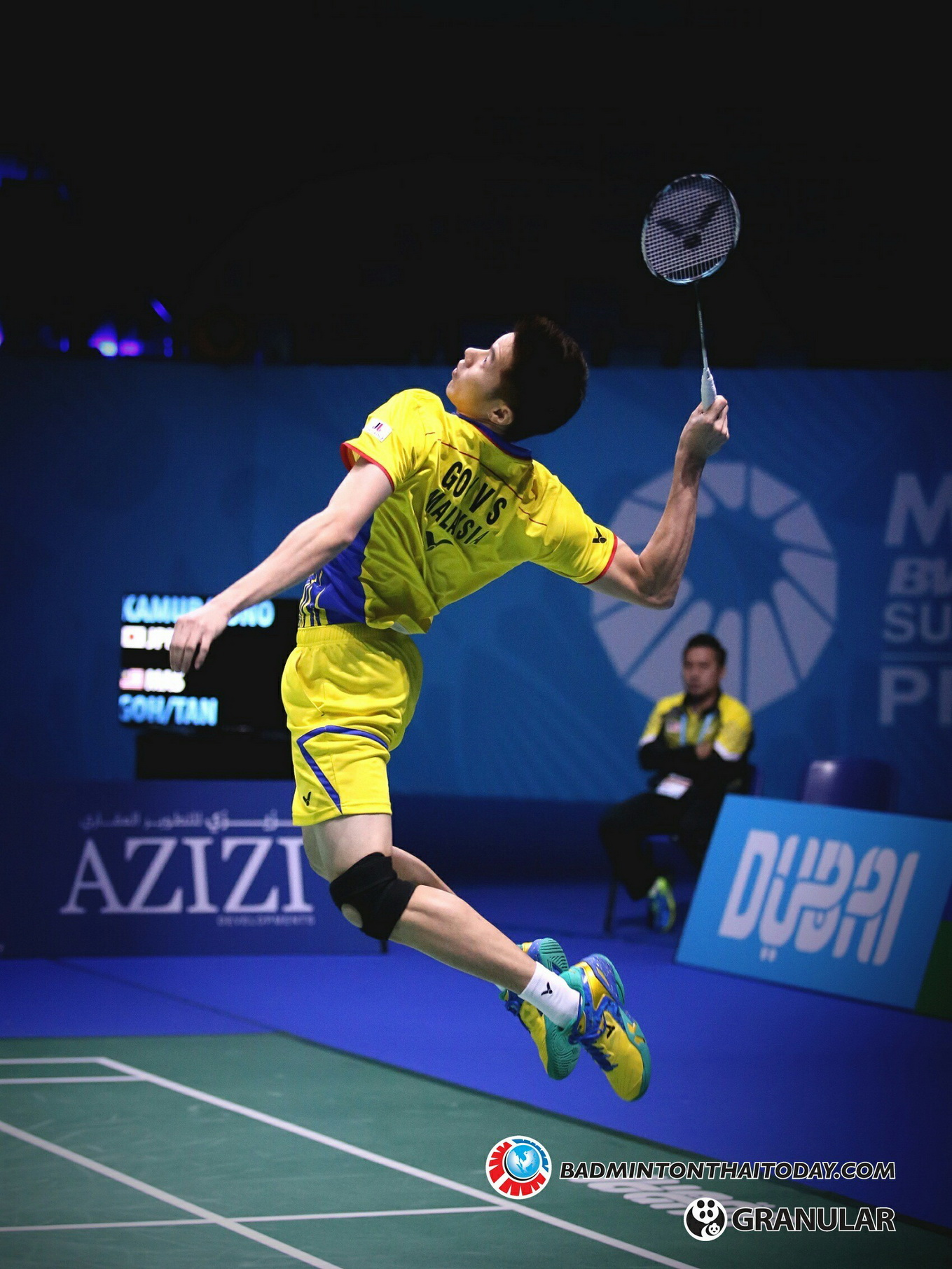 Gallery V Shem Goh Wee Kiong Tan Dubai World Superseries Final