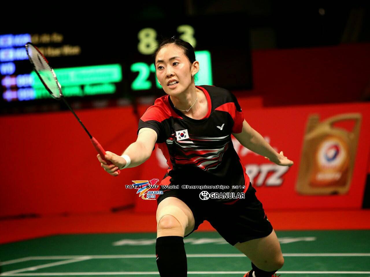 กิ้ฟท์ วิว แพ้ Hye Rin KIM YOO Hae Won จากเกาภลี 2 0 เกม ในศึก