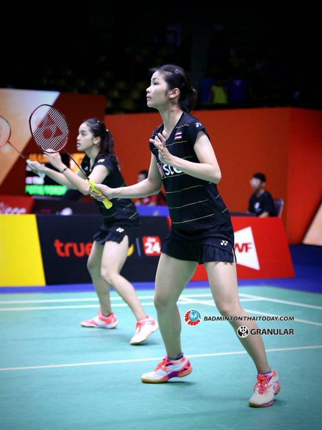 อกภัก นักแบดไทยสูญพันธุ์ที่เยอรมัน Badminton Thai Today