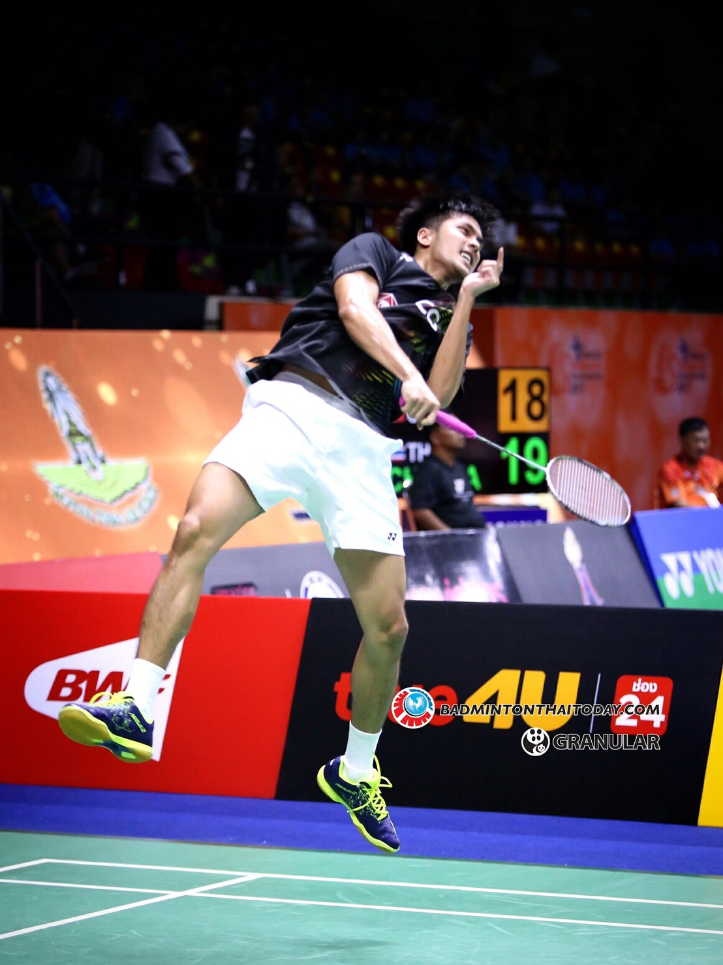 เน็ท เบ็น แพ้คู่จากญี่ปุ่น 0 2 เกม ตกรอบสองของการแข่งขัน China
