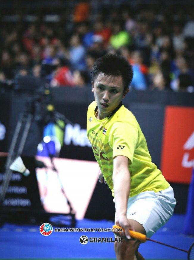 """สอง"""" สุดต้าน SON Wan Ho เนื่องจากมีอาการบาดเจ็บรบกวนแพ้ไป 0 2 เกม"""