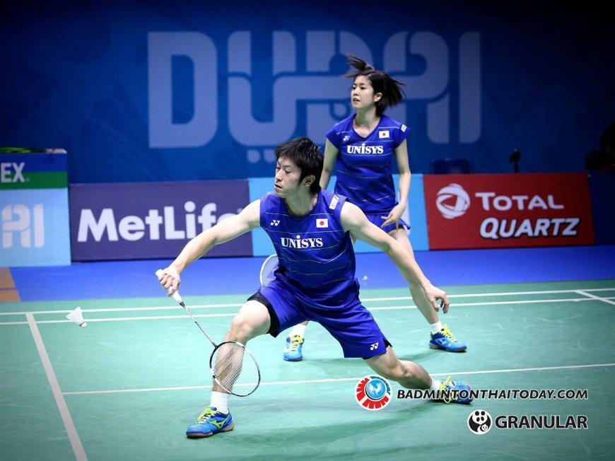 """ญี่ปุ่นไร้เงา""""เคนโตะ โมโมตะ""""ลงชิงชัยสุธีรมานคัพ Badminton Thai Today"""