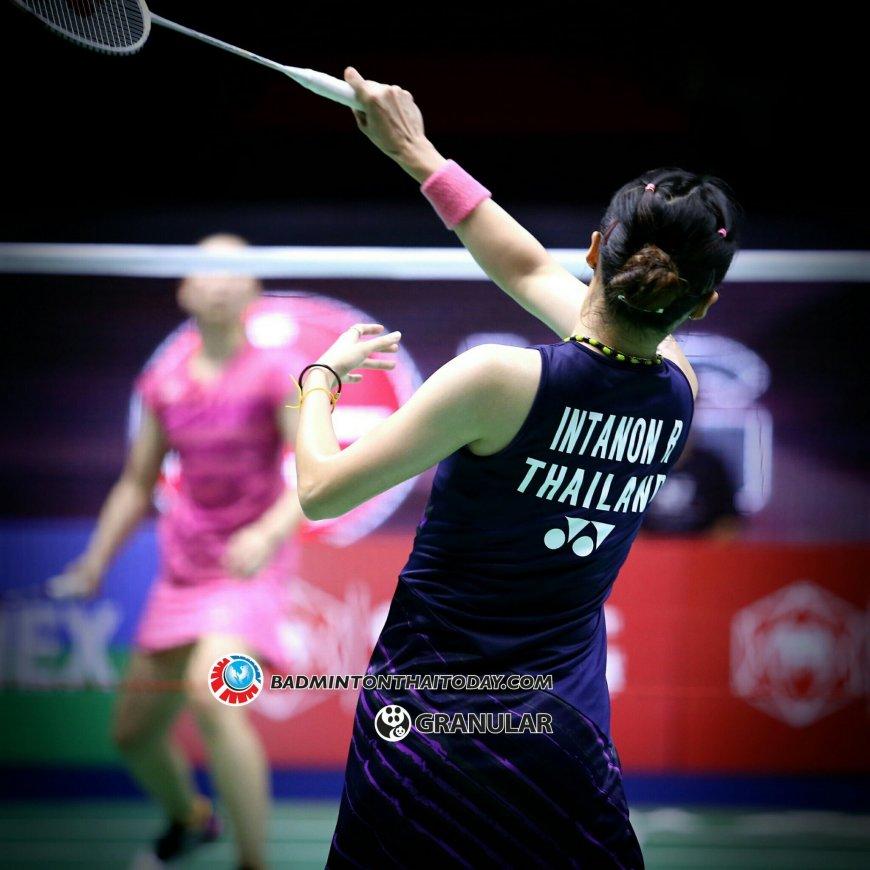 """เชียร์""""เมย์""""รอบรองฯที่นิวซีแลนด์ ทีวีไทยถ่ายทอดสดวันนี้ Badminton"""