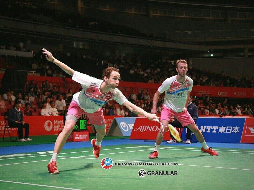 Viktor AXELSEN ขึ้นเป็นมือ 1 โลกอย่างเป็นทางการ Badminton Thai Today
