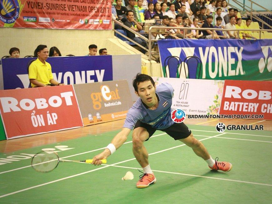 French Open…มันแน่ Lee Chong Wei Lin Dan Viktor Axelsen และ Chen