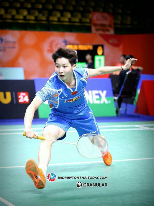 """จีนประกาศส่ง""""ภลี่ซื่อรุ่ย""""ชิงแชมป์โลก Badminton Thai Today"""